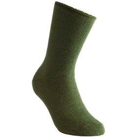 Woolpower 600 Socks green